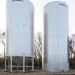 Hybrid Hopper Bottom Bins