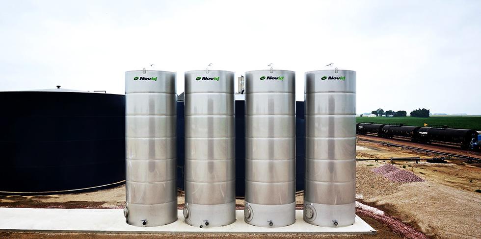 Flat Bottom Liquid Tanks