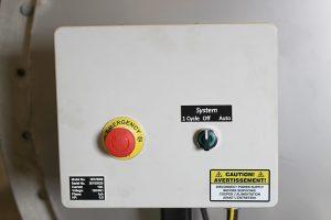 Novi-Comp control box