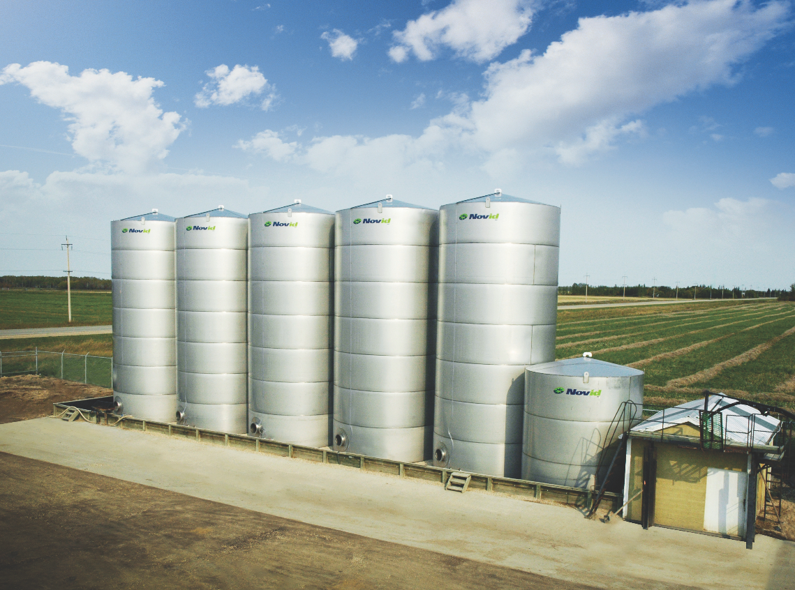 Liquid Storage Tanks – Novid