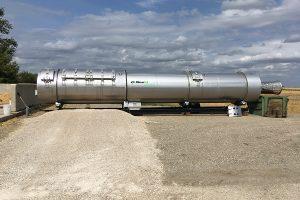 Novi-comp in-vessel composting